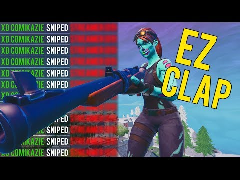 7 minutes 49 seconds of One Shot Snipes in a row.... *Montage*