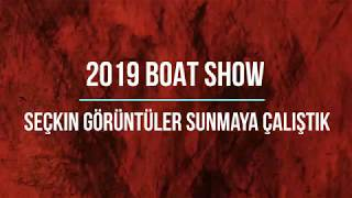 CNR EXPO 2019 BOAT SHOW