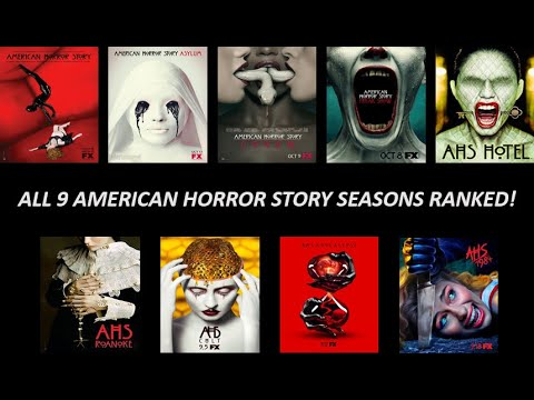 All 9 American Horror Story Seasons Ranked (Worst To Best) (W/ 1984)