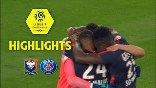 SM Caen - Paris Saint-Germain ( 0-0 ) - Highlights - (SMC - PARIS) / 2017-18
