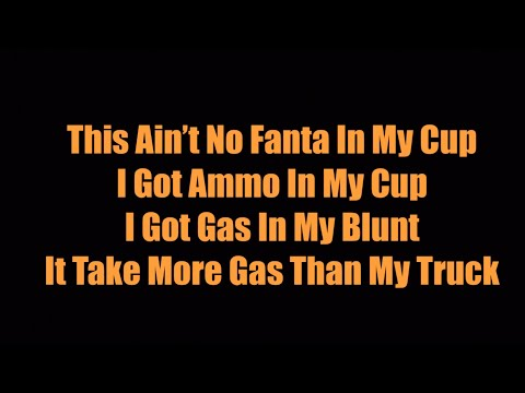 Chief Keef - In My Cup (Lyrics)