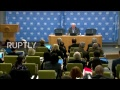 LIVE: Churkin to hold press conference as Russia takes over presidency of the UNSC