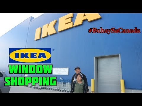IKEA WINDOW SHOPPING (CALGARY, CANADA)