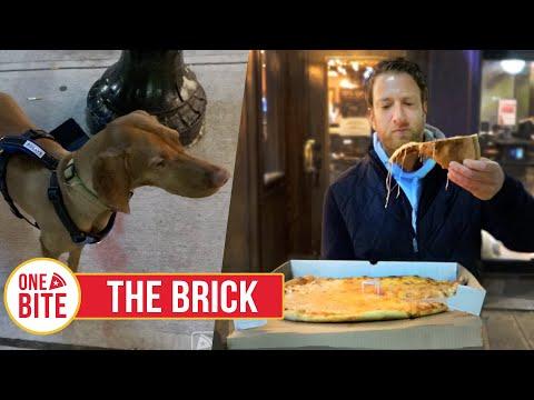 Barstool Pizza Review - The Brick (Hoboken, NJ)