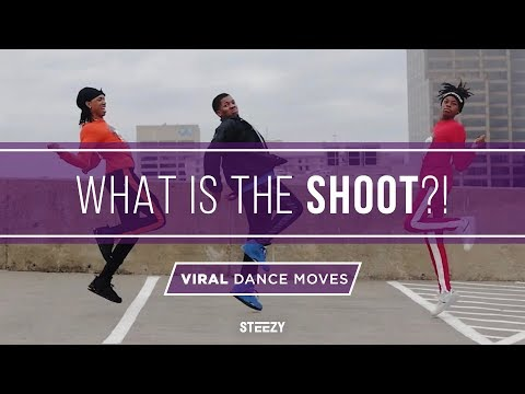 What is the Shoot / Blocboy JB Dance? | Viral Dance | STEEZY.CO