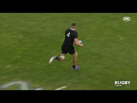 The Rugby Championship 2019: Argentina vs New Zealand