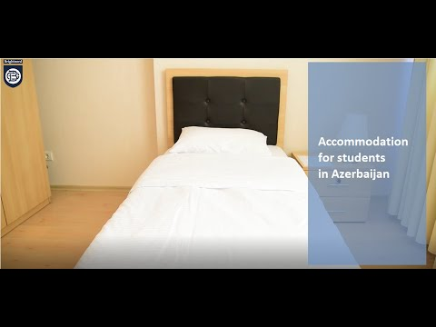 Accommodation for students in Azerbaijan