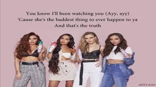 Love a Girl Right - Little Mix (Lyrics)