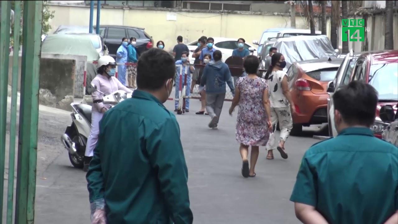TP HCM cách ly 1000 dân ở chung cư Hòa Bình vì corona | VTC14