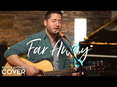 Music video Boyce Avenue - Far Away