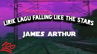 Lirik Lagu Falling Like The Stars - James Arthur #20