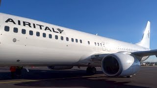 Flight Report 9 - AIR ITALY | Economy Class | IG 602 | FCO-MXP