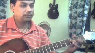 Sau dard hai on Guitar