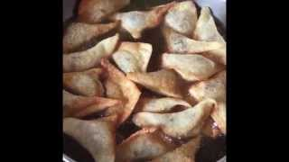 How To Make Fried Wontons