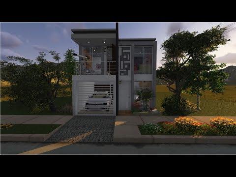 Arquitectur_AP - CASA 6 00 x 15 00 Mts
