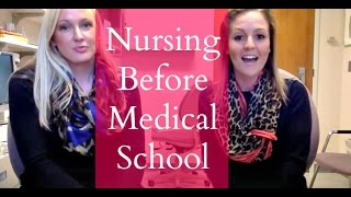 Nursing Before Medical School thumbnail