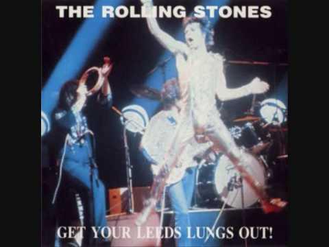 THE ROLLING STONES : LEEDS 1971 : BROWN SUGAR