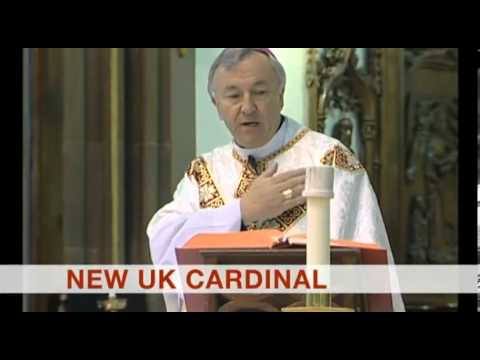 Vincent Nichols to be created a cardinal