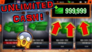 HOW TO MAKE UNLIMITED NBA CASH!! **CRAZY HACK** | NBA LIVE MOBILE 18