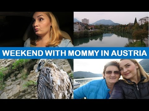 Vlog #43 - Weekend in Austria | Quality time with Mommy