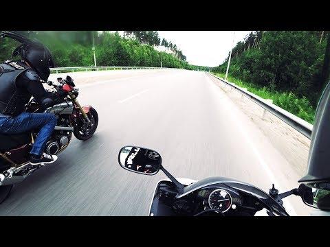 Yamaha R6 ПРОТИВ Yamaha V-MAX На перегонки! Кто быстрее & Yamaha R6 VS V Max! Who Is Faster?