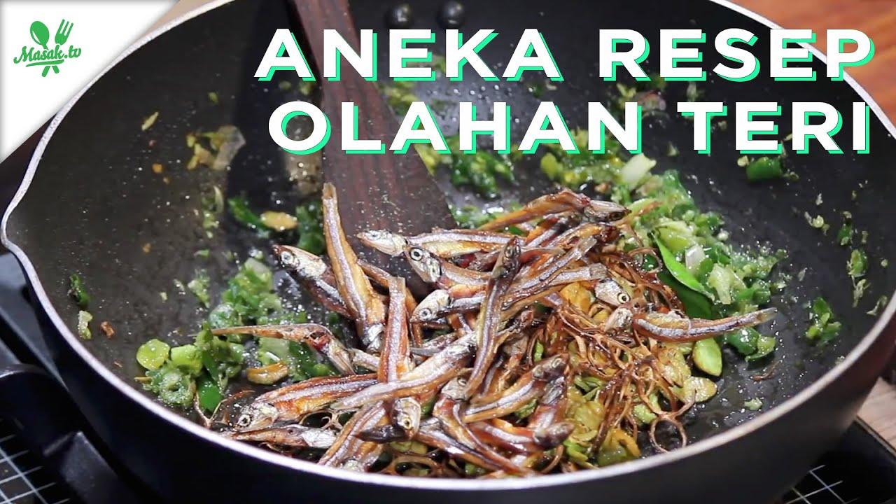 Resep Aneka Resep Olahan Teri