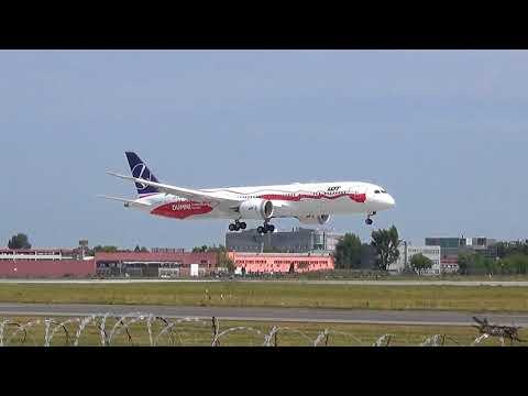 Boeing 787-9 Dreamliner, Polskie Linie Lotnicze LOT