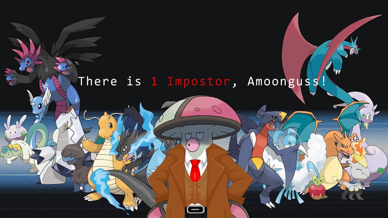 Download Among Us - Guess the Impostor in 10 seconds Pokemon