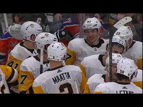 Crosby's dazzling overtime winner vs Oilers 10/23/18