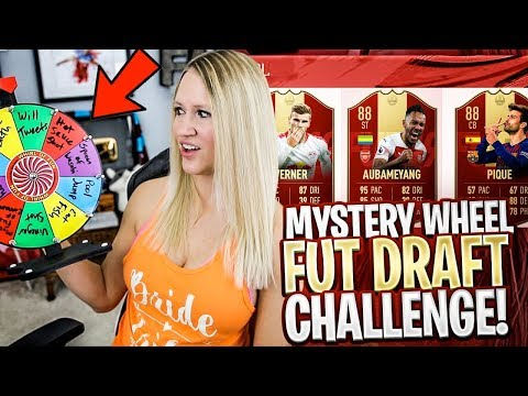 THIS NO LOSS GLITCH NEEDS TO BE STOPPED!! FIFA 19 MYSTERY WHEEL FORFEIT FUT DRAFT CHALLENGE