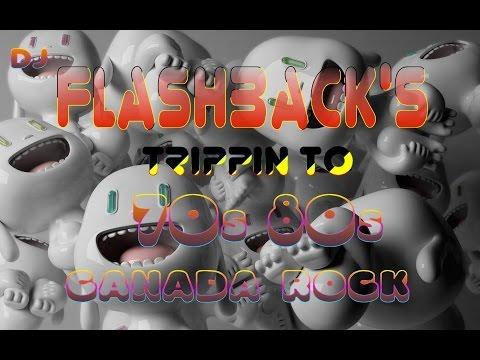 DJ Flashback's Canada   canadian rock mix 70's 80's