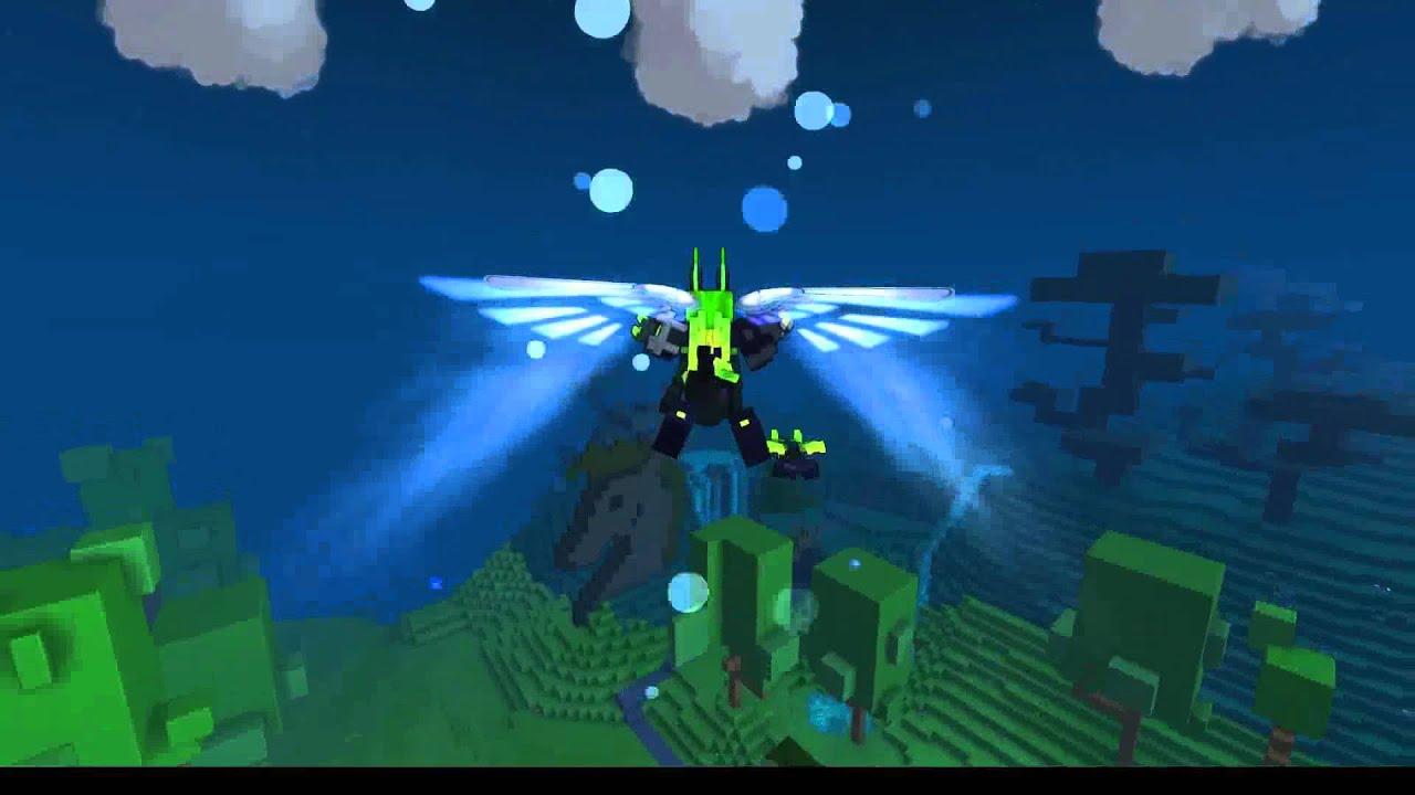 trove dark infineon wings