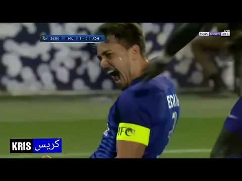 أهداف مباراة الهلال السعودي والدحيل القطري 3-1 - جنون عصام الشوالي - الجولة 2 دوري أبطال آسيا 2019 thumbnail