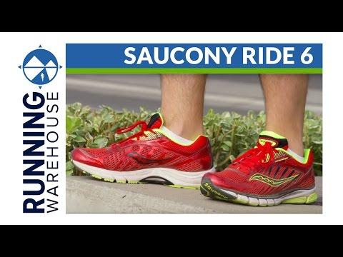 saucony ride 6 43