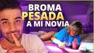 ¡¡¡PUBLICO el NÚMERO de TELÉFONO de mi NOVIA en las REDES SOCIALES!!! thumbnail