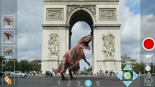 #3DAnimal # amazing 3d Dinasour/Animal in reality | ever||Never Seen 3d reality App.
