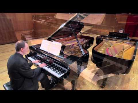 ' Three Miniatures' for 2 pianos No.2 by Dai Fujikura (2012)