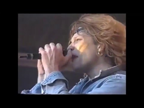 Bon Jovi - Wild In The Streets Live From London 1995 (Oficial) THE BEST AUDIO EVER*