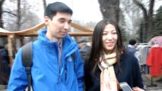 Опрос в Алматы Вопросы по школьной программе Казахское ханство Қазақ хандағы Қазақ елі