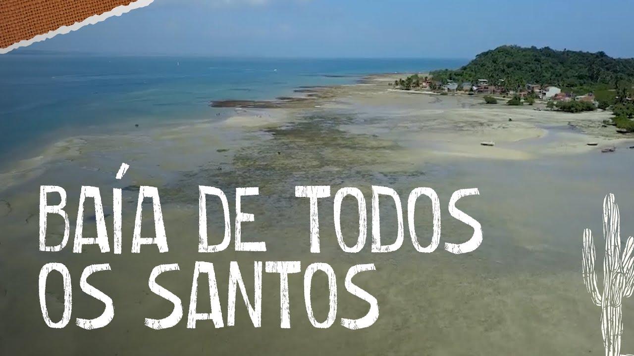 Você precisa conhecer esse paraíso baiano. Embarque em uma viagem pela Baía de Todos os Santos!
