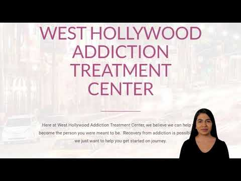 West Hollywood ATC: Top Quality Treatment for Drug Addiction and Alcoholism