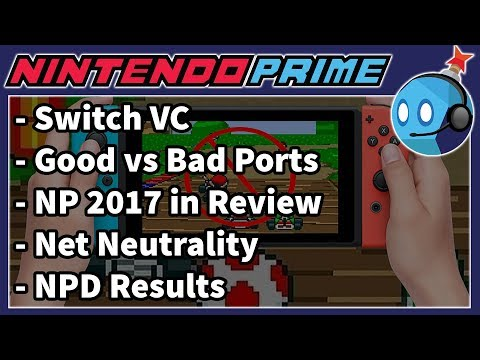 Virtual Console on Switch, Good vs Bad Ports, & More | Nintendo Prime Podcast Ep. 44