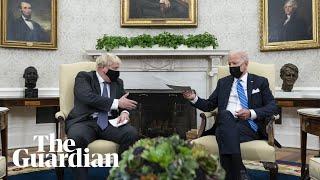 Joe Biden warns UK not to damage Northern Ireland peace over Brexit