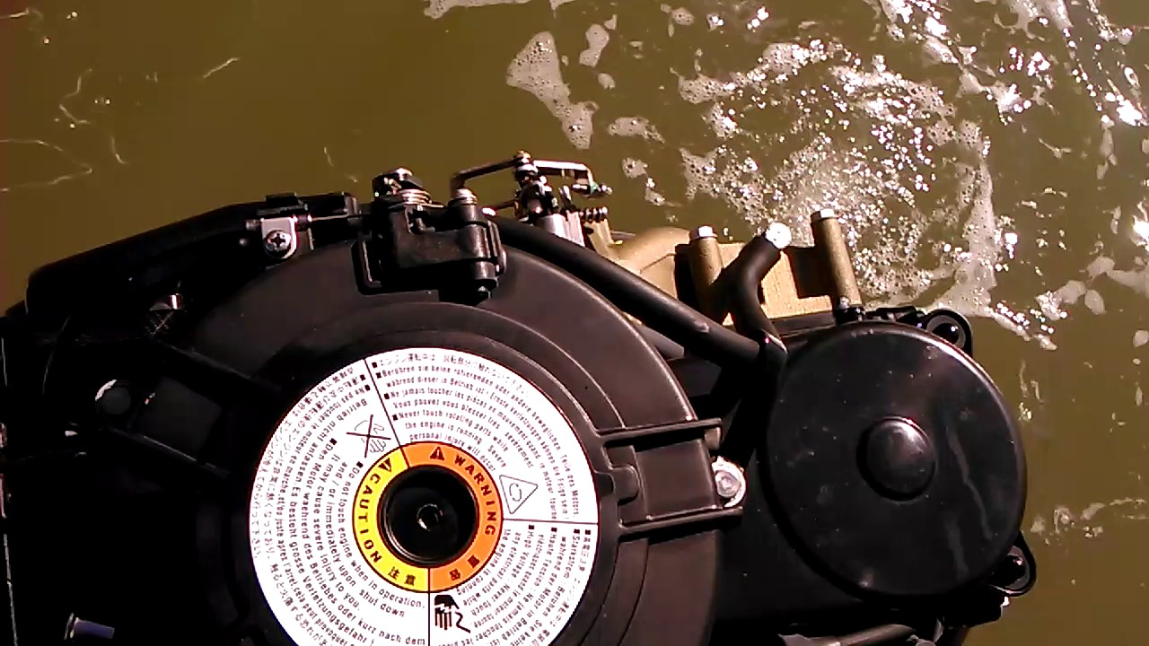 Adjusting The Idle Speed Of A Mariner 99hp Outboard Youtube Nissan 3 0 Hp Wiring Diagram
