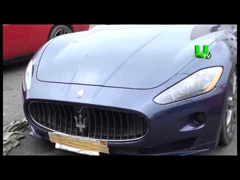 Duty Evasion: Surveillance unit seize more cars