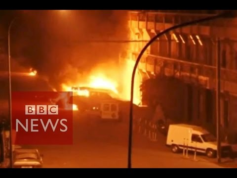 Burkina Faso attacks: 126 hostages freed in deadly siege - BBC News