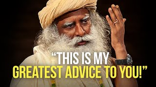 Sadhguru's Life Advice during COVID-19 Will Leave You SPEECHLESS | Eye Opening Speech