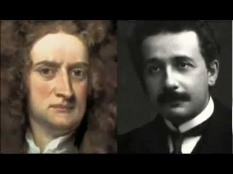 What is Gravity? - Newton vs. Einstein