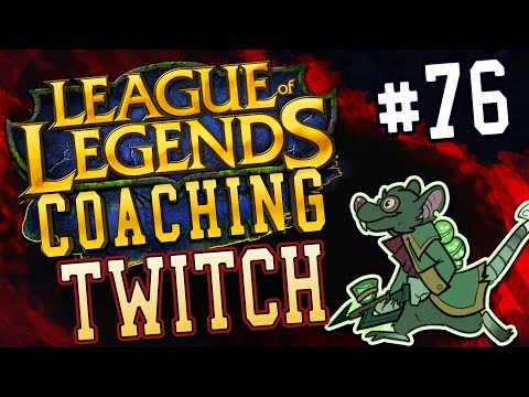 NEACE: TWITCH ADC COACHING 76, SILVER, CLEANING UP MID GAME & PLAYING AROUND BIG COOLDOWNS