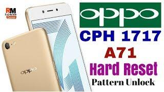 Oppo A71 Unlock Umt